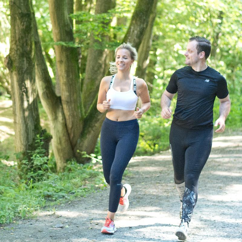 Personal Training Kiel - Lauftraining in Kiel - Laufgruppe - Marathon