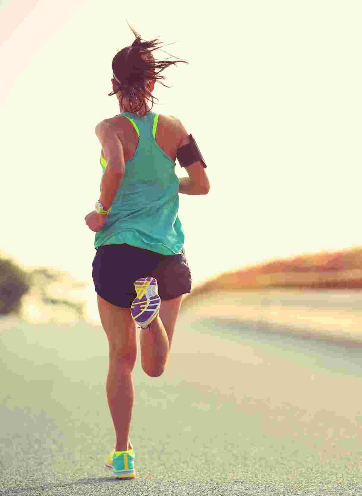 Lauftraining - Marathon - Kiel