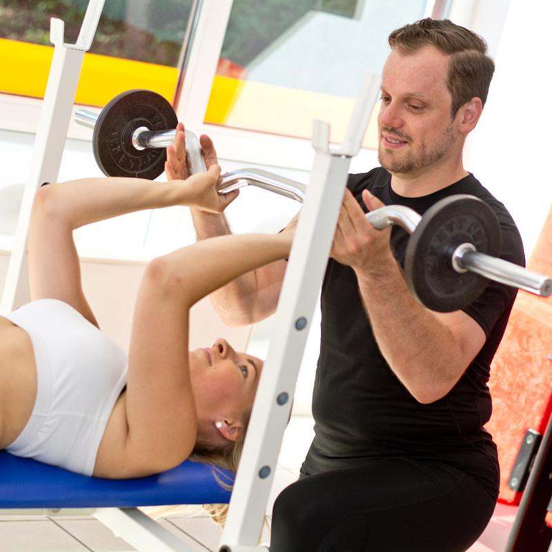 Personal Trainer Kiel - Kraftsport und Bodybuilding Kiel
